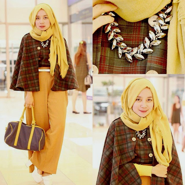 Yellow Look Padu Padan Warna Kuning By Thatal Jundiah Khci
