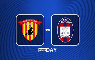 Benevento vs Crotone – Highlights
