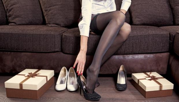Cara Mengatasi Sepatu yang Kekecilan