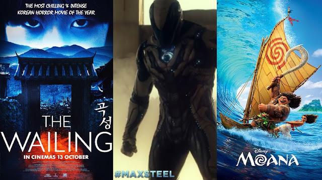 wailing max steel moana malaysia movie posters