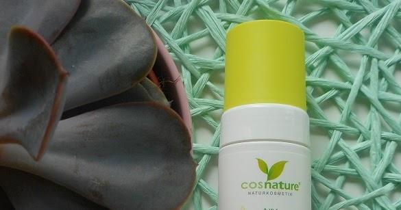 COSNATURE: Naturalna pianka oczyszczaj?ca 3w1 z cytryn? i melis?.