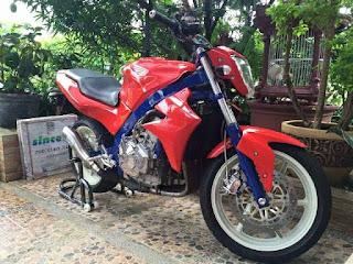 JUAL MOGE BEKAS HONDA CBR600F 1995 - JAKARTA