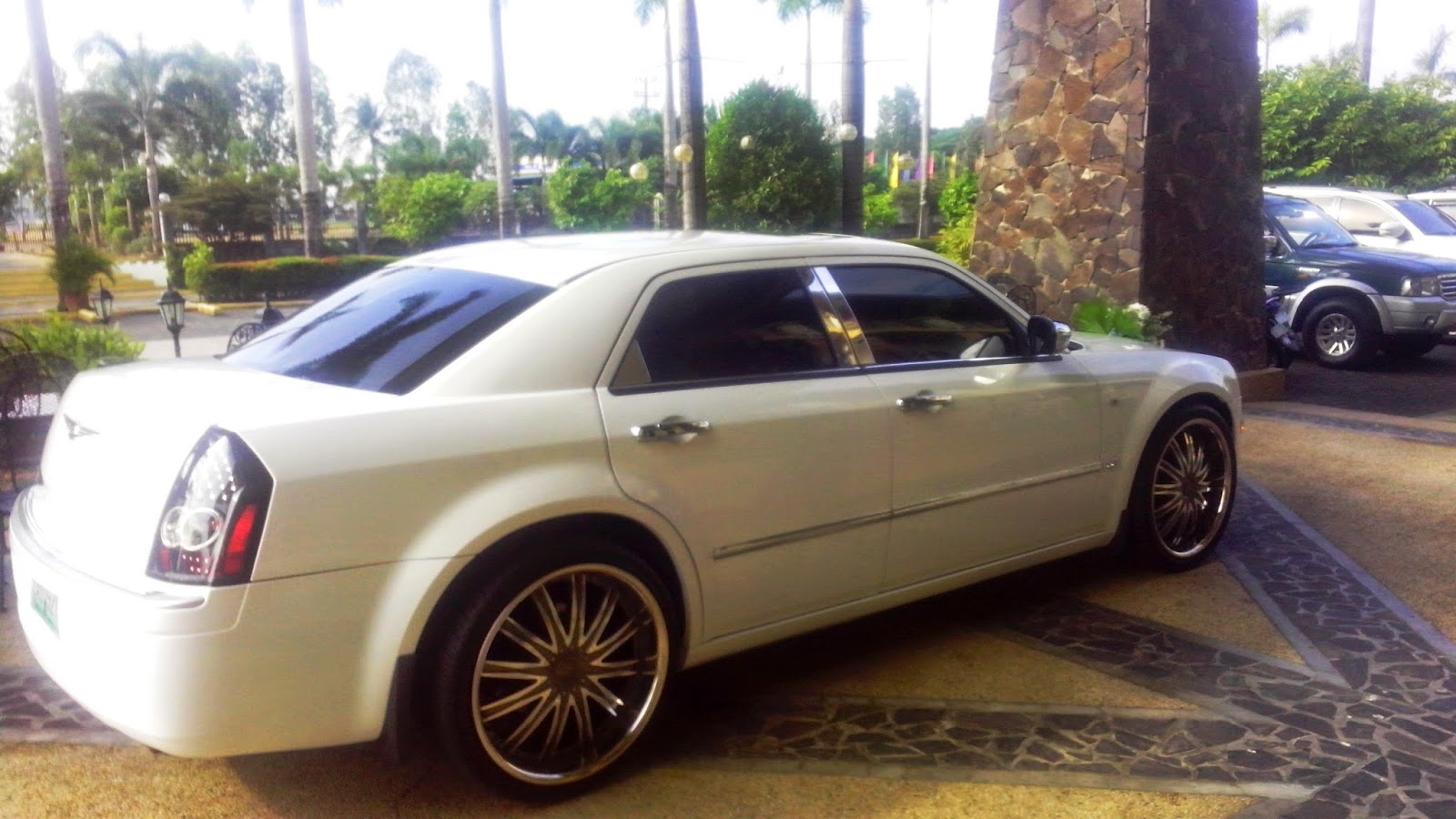 Bridal Car Rental In The Philippines