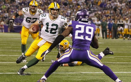 NFL Preview: Green Bay Packers Vs. Minnesota Vikings