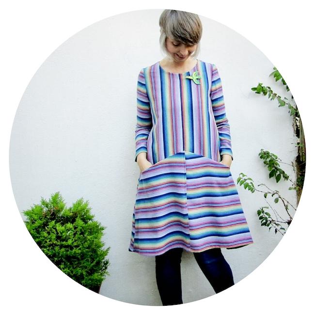 80a7712484c Ivy Arch Grainline Studio Farrow Dress