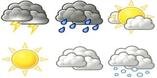 cuaca buruk dapat menyebabkan sakit kepala