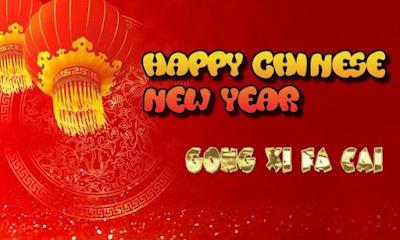 50 Kata Ucapan Tahun Baru Imlek Gong Xi Fa Cai 2569 terbaru dan terbaik