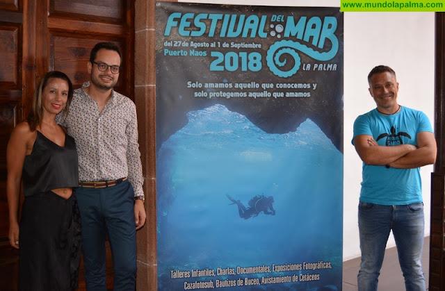 El III Festival del Mar arranca afianzando su compromiso con el cuidado de los fondos marinos