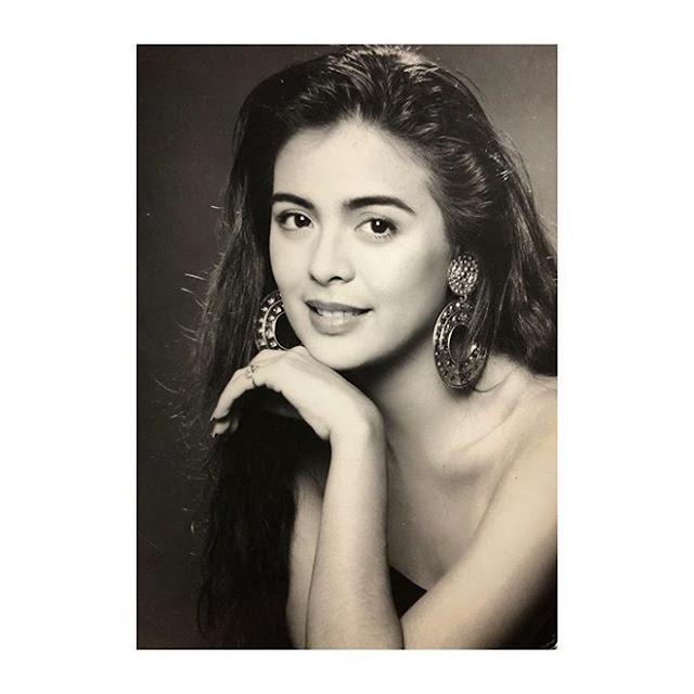 Dawn Zulueta's Throwback Photos Shows Her Timeless Beauty.