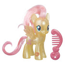My Little Pony Pearlized Singles Wave 1 Fluttershy Brushable Pony