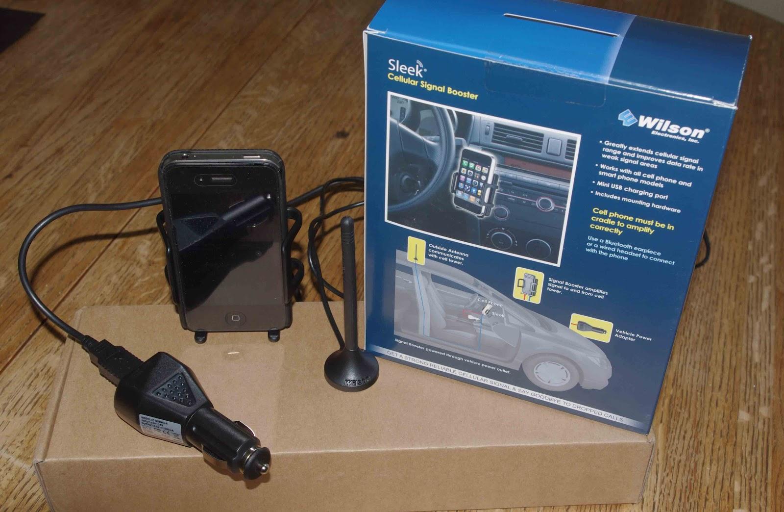 usbackroads™: Wilson Sleek Cellular Signal Booster