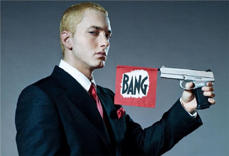 Eminem blasts US presidential hopeful, Donald Trump, in new song
