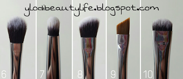 prime vegan set zoeva cosmetics brushes