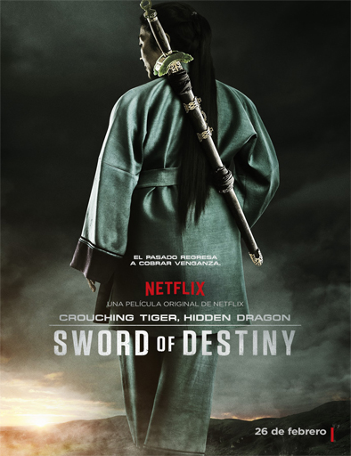 ver Crouching Tiger, Hidden Dragon: Sword of Destiny (2016) Online