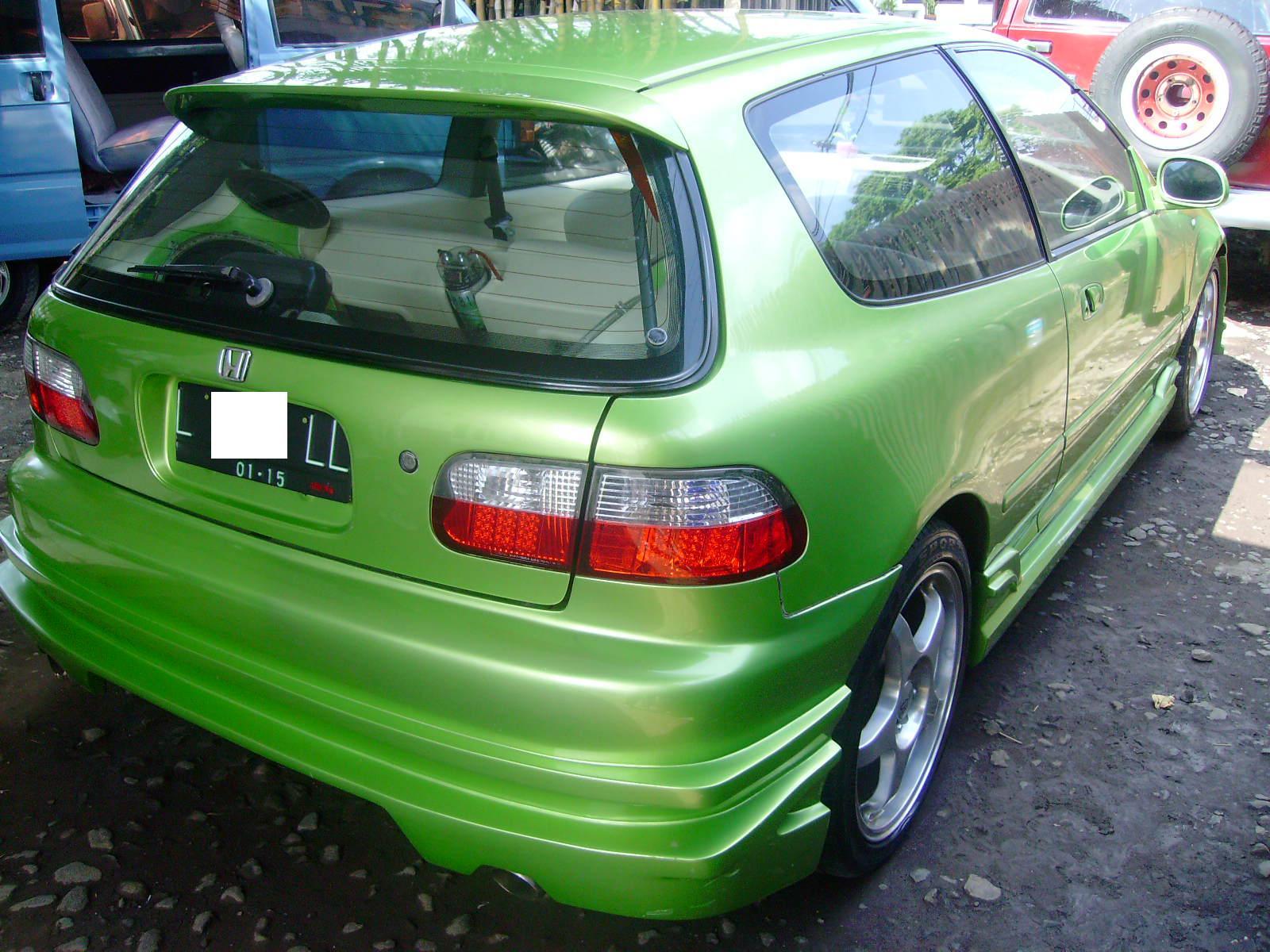 Kelebihan Honda Estilo Bekas Tangguh