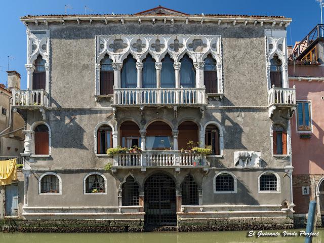 Casa del Camello - Cannaregio, Venecia por El Guisante Verde Project
