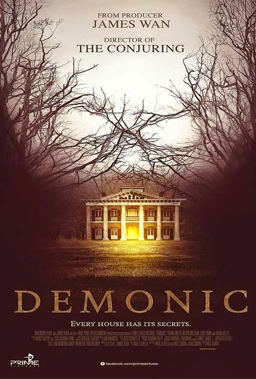 Demonic บ้านกระตุกผี [HD][พากย์ไทย]