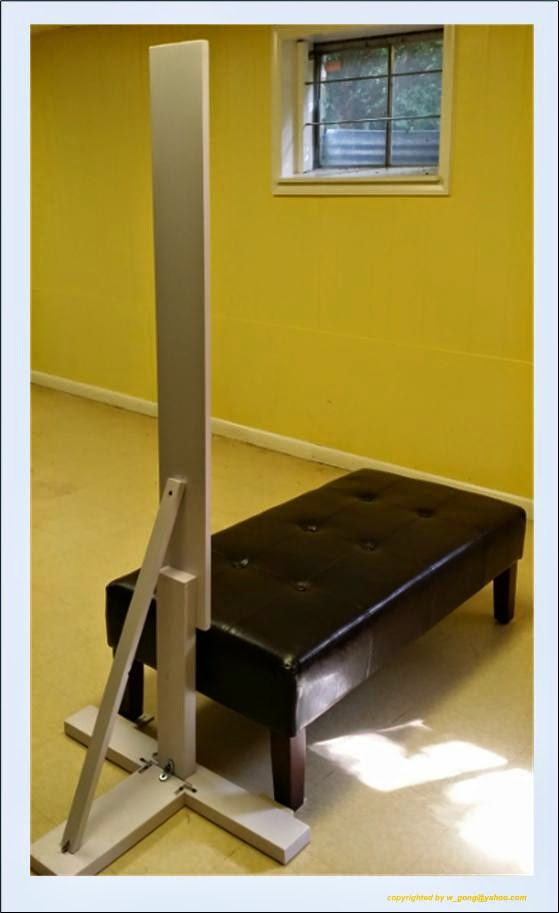 Introduce Lajin Bench Stand Lajin Bench Stand 拉筋架