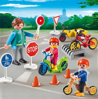 Mountainbiker von Playmobil: Das Fahrrad erobert die Kinderzimmer