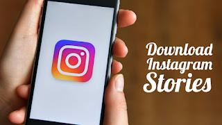 Cara Mudah Download Video Dari Instagram Story Tanpa Aplikasi