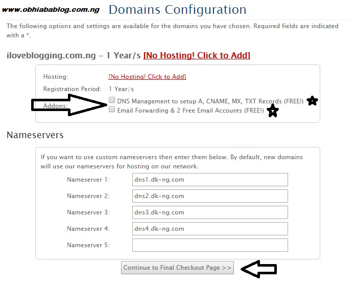 Email Forwarding & 2 Free Email Accounts (FREE!)