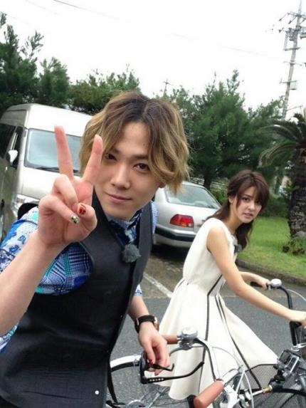 hongki and fujii mina dating in real life