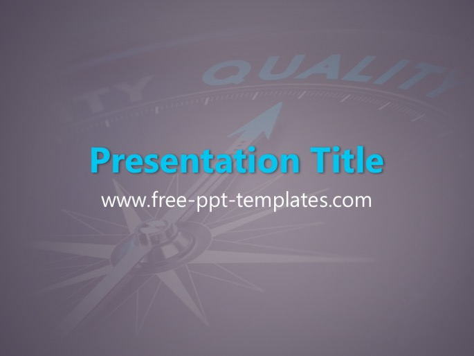 Quality assurance powerpoint template toneelgroepblik Image collections