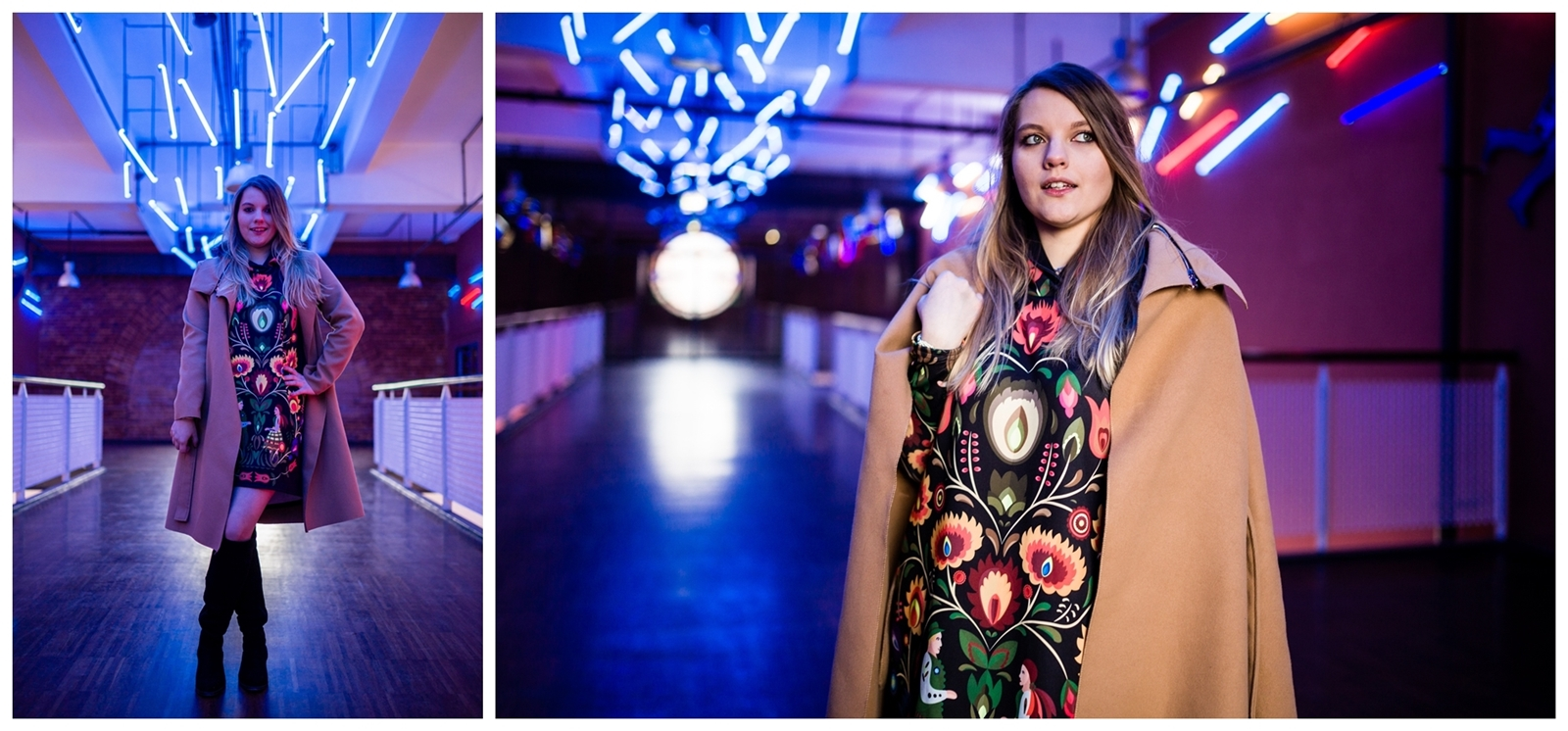 3 folk by koko recenzje opinie jakość sukienka bluza z motywem łowickim kodra folkowe ubrania motywy eleganckie folkowe dodatki kodra łowicka góralskie róże stylizacja polska blogerka łódź moda melodylaniella