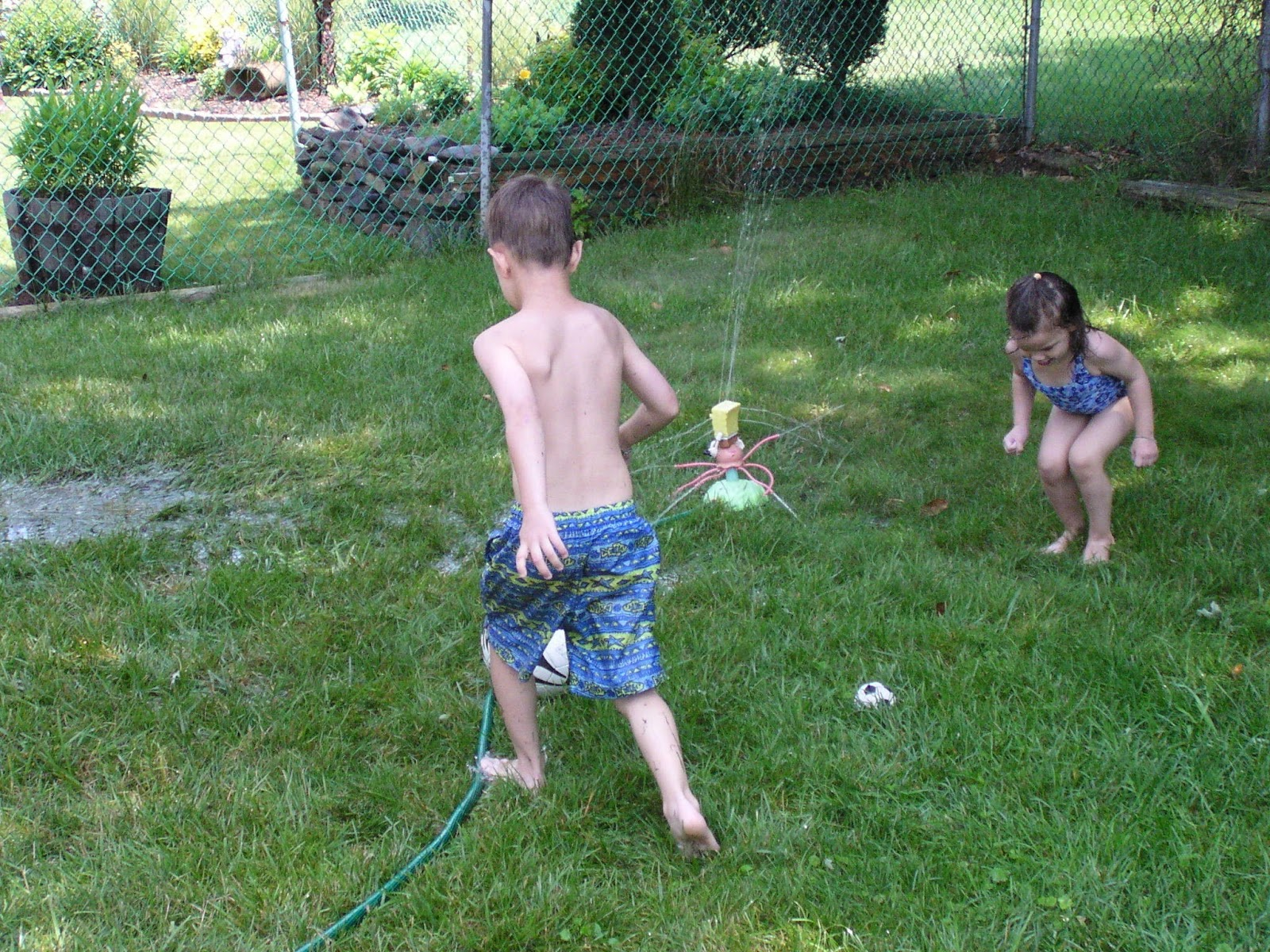 Through the Calm and Through the Storm: DIY Waterpark ...