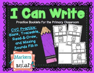 https://www.teacherspayteachers.com/Product/I-Can-Write-CVC-Words-1992157