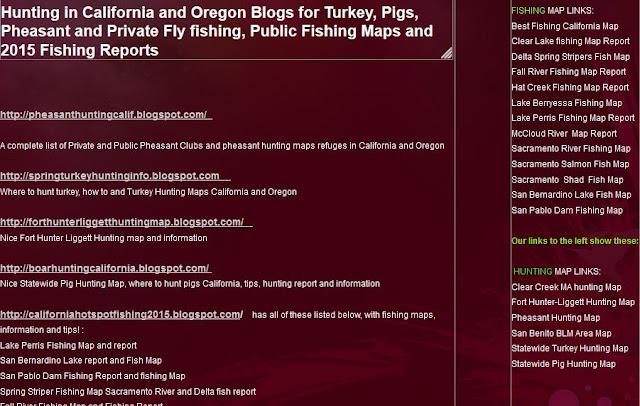 hunting fishing maps oregon, hunting club california, hunting club oregon