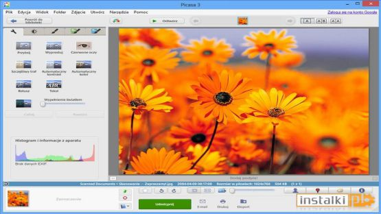 Picasa 3.9 Build 141.259 Screenshot 3