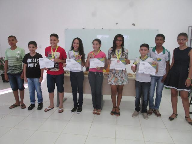 UFAC Realiza a Premiação de Alunos Medalhistas da OBMEP