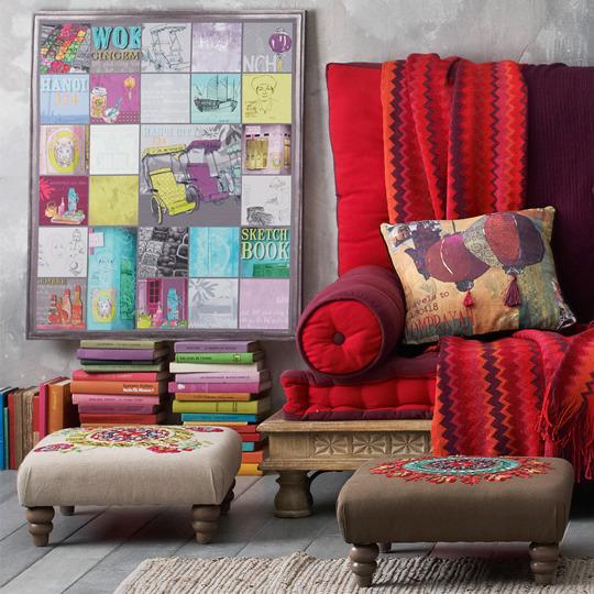 Home quotes fall special autumn decor inspiration - Living room corner decor ...
