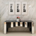 Stylish Detail - Console Glass Table