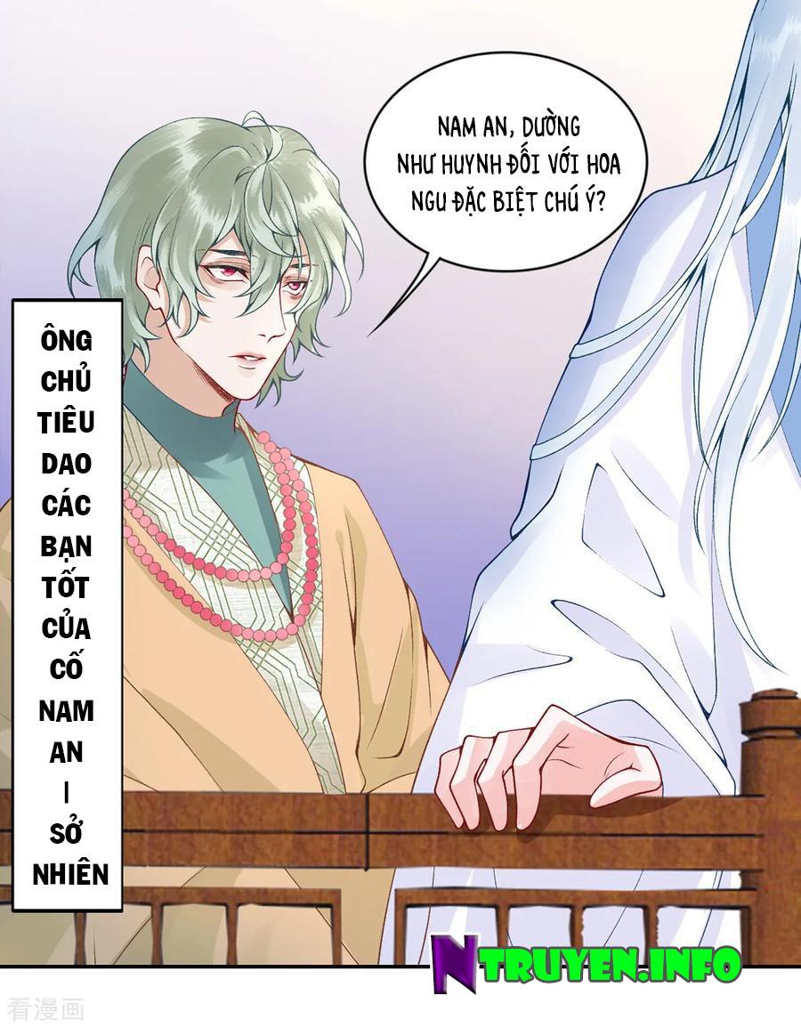 Hoàng phi 9000 tuổi chap 60 - Trang 11