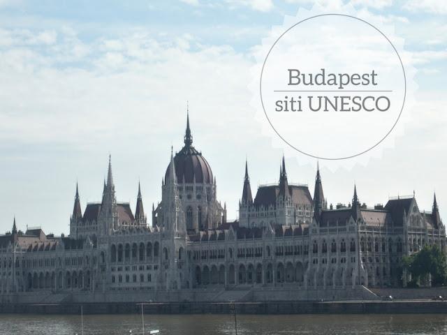 Budapest nei siti Patrimonio dell'Umanità UNESCO: il Parlamento