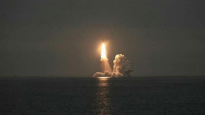 Uji senjata nuklir