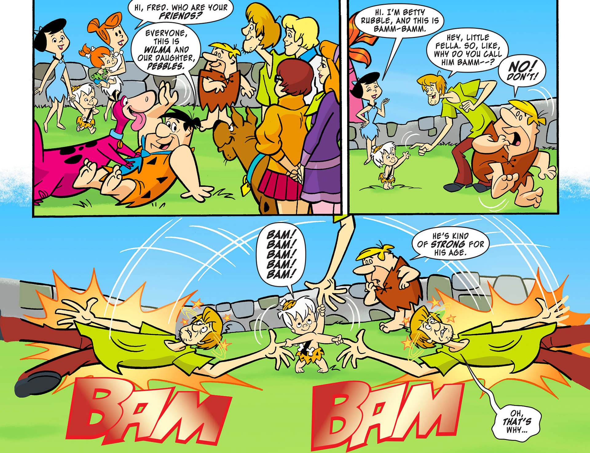 Read online Scooby-Doo! Team-Up comic -  Issue #13 - 10