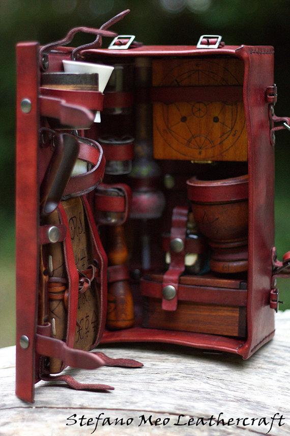 Propnomicon Larp Alchemist S Kit