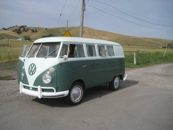 1965 vw bus in great condition vw bus for 11 window vw bus