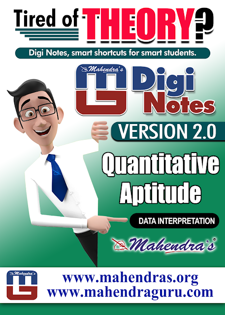 Digi Notes - 2.0 | Download Free Data Interpretation PDF for IBPS PO / RRB | 15.09.2017
