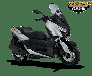 Yamaha Xmax Matte Silver, Harga Yamaha Xmax, Kredit Motor Yamaha Xmax, Price List Yamaha Xmax, Promo Yamaha Xmax