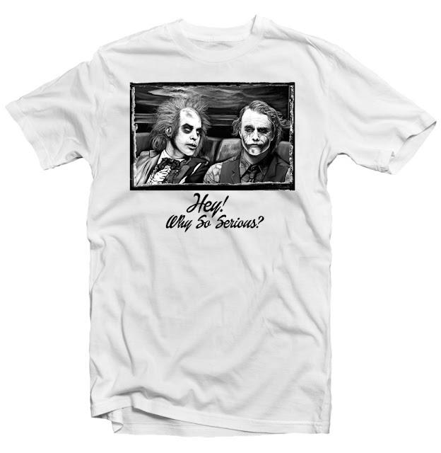 why so seious tshirt design