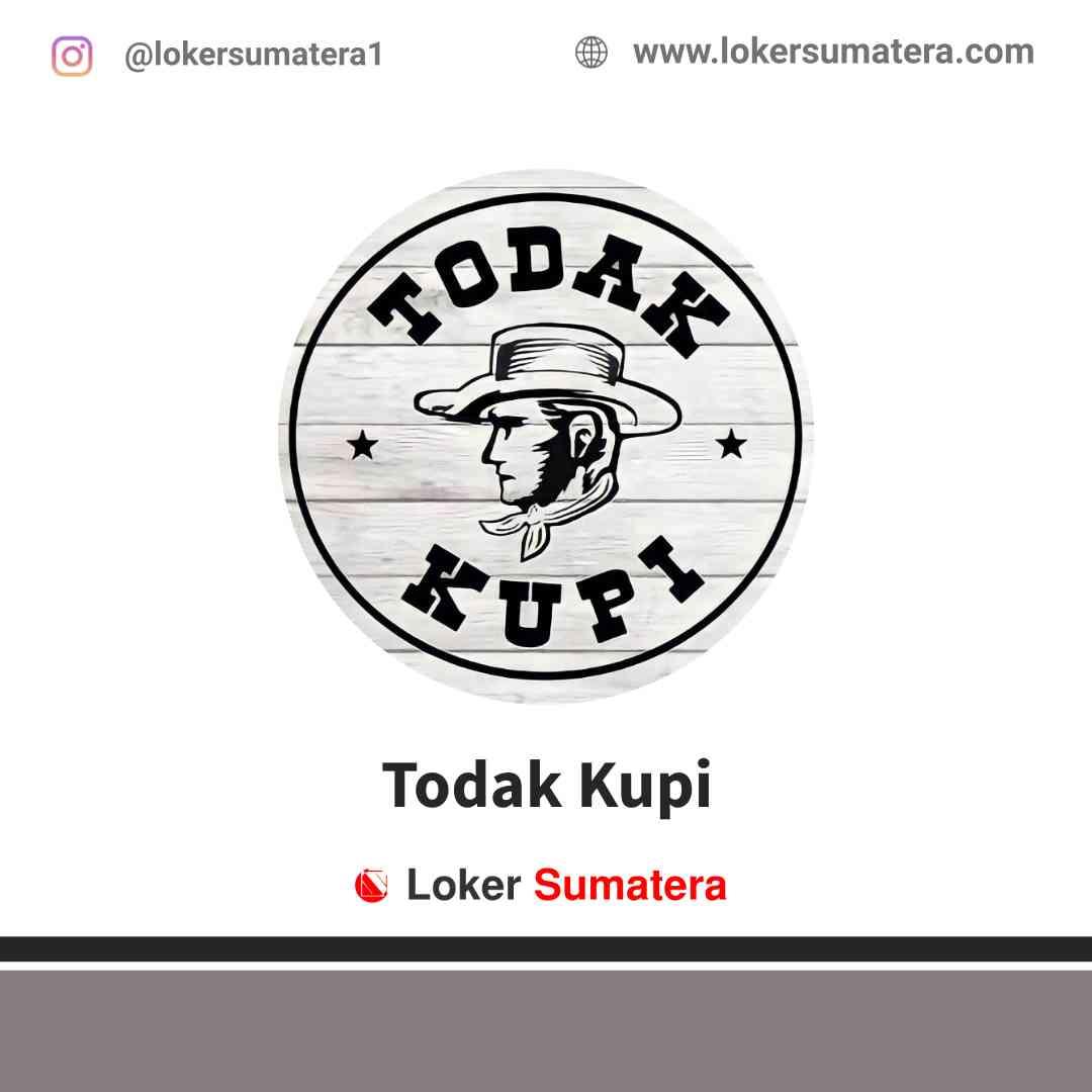 Lowongan Kerja Banda Aceh, Todak Kupi Juli 2021