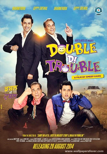 Double Di Trouble 2014 Punjabi Movie Download