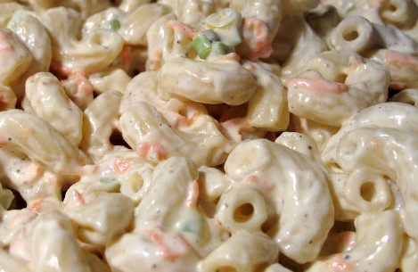 How to make macaroni salad recipe hawaiian style at home easily