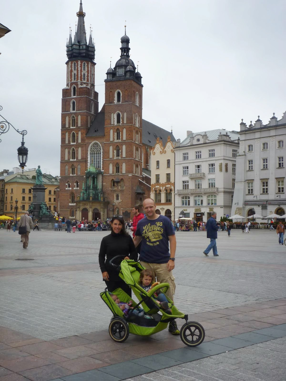 Cracovia Junio 2013