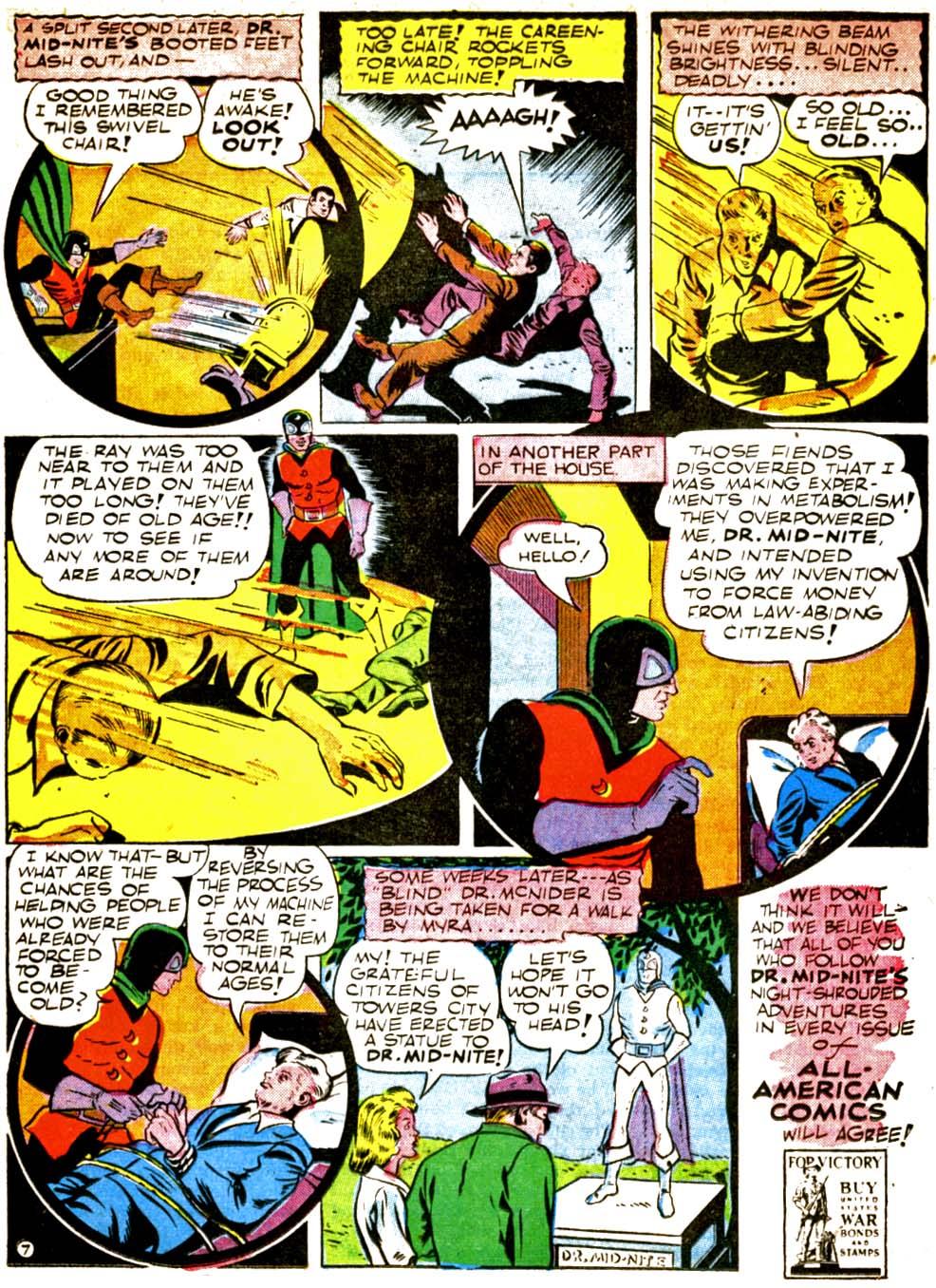 Read online All-American Comics (1939) comic -  Issue #52 - 31