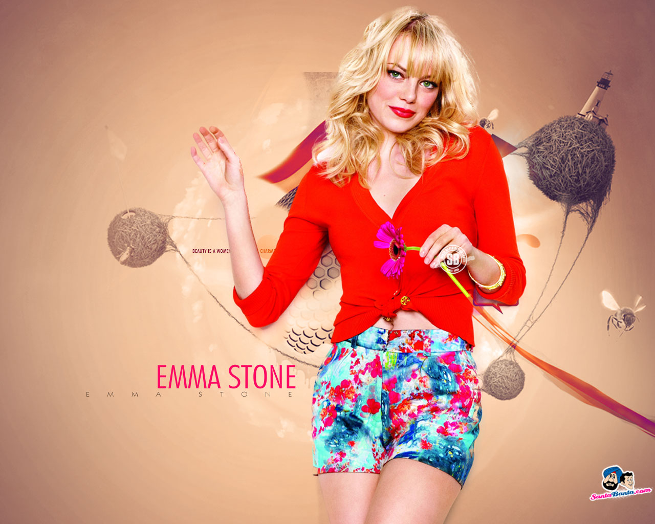 Cute Baby Hd Wallpaper Free Download Emma Stone Hd Wallpapers Most Beautiful Places In The